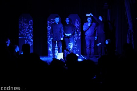 Foto: 7 minút po polnoci - Art point teatro - Premiéra 1