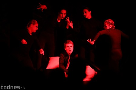 Foto: 7 minút po polnoci - Art point teatro - Premiéra 6