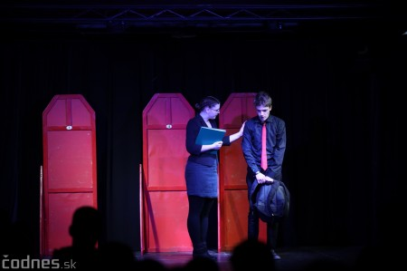 Foto: 7 minút po polnoci - Art point teatro - Premiéra 7