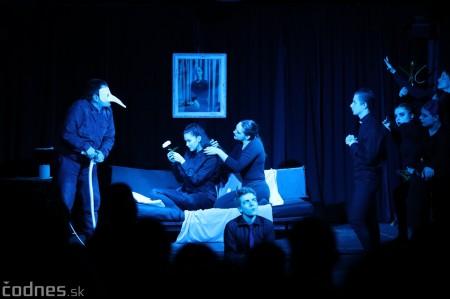 Foto: 7 minút po polnoci - Art point teatro - Premiéra 15