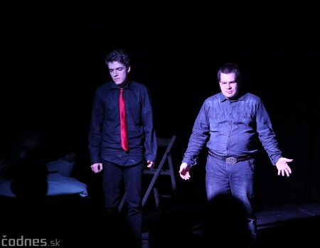 Foto: 7 minút po polnoci - Art point teatro - Premiéra 19
