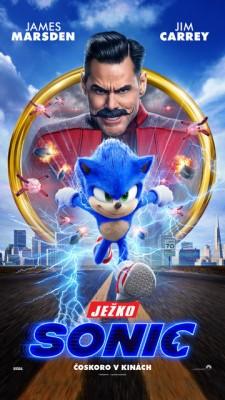 Ježko Sonic (Sonic the Hedgehog)