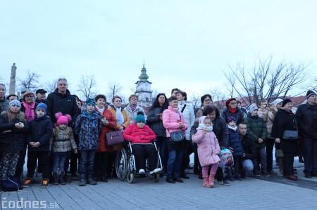 Foto: Fašiangy na námesti v Prievidzi a fašiangový sprievod 2020 17