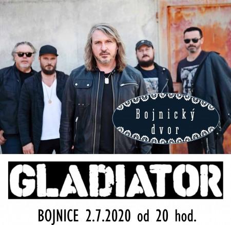 Koncerty Bojnický dvor - Bojnice leto 2020 2