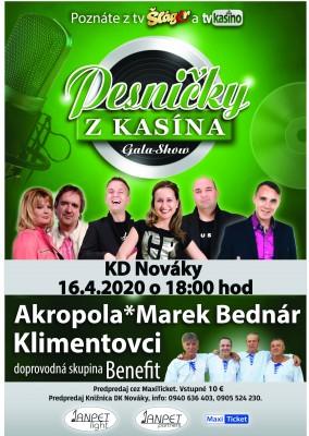 Pesničky z Kasína Gala-Show