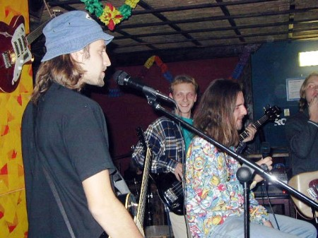 Prievidzská hudobná scéna v rokoch 1990-2010 - The Flowers 15