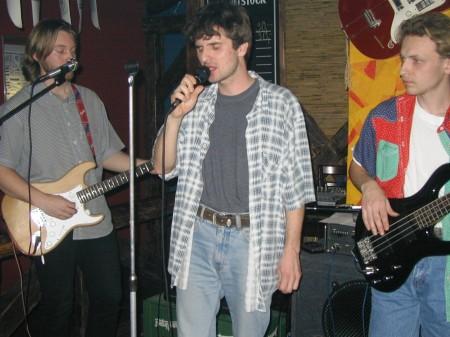 Prievidzská hudobná scéna v rokoch 1990-2010 - The Flowers 23