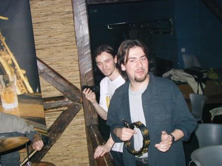 Prievidzská hudobná scéna v rokoch 1990-2010 - The Flowers 32