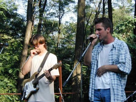 Prievidzská hudobná scéna v rokoch 1990-2010 - The Flowers 45