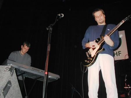 Prievidzská hudobná scéna v rokoch 1990-2010 - The Flowers 56