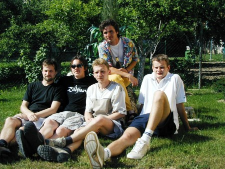 Prievidzská hudobná scéna v rokoch 1990-2010 - The Flowers 57