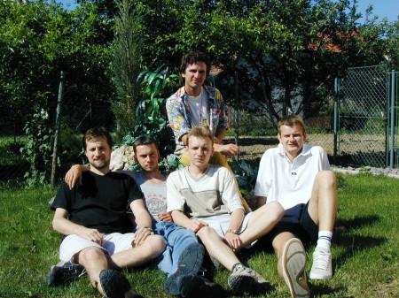 Prievidzská hudobná scéna v rokoch 1990-2010 - The Flowers 58