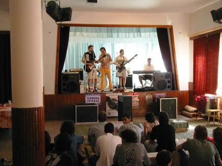 Prievidzská hudobná scéna v rokoch 1990-2010 - The Flowers 61