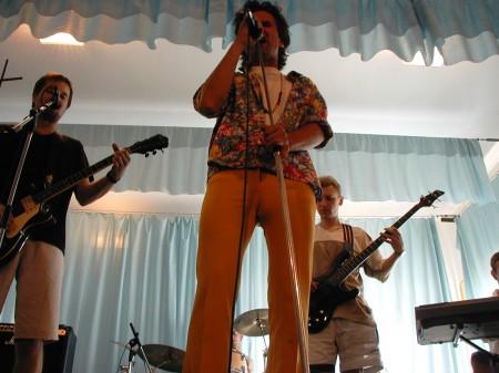 Prievidzská hudobná scéna v rokoch 1990-2010 - The Flowers 66