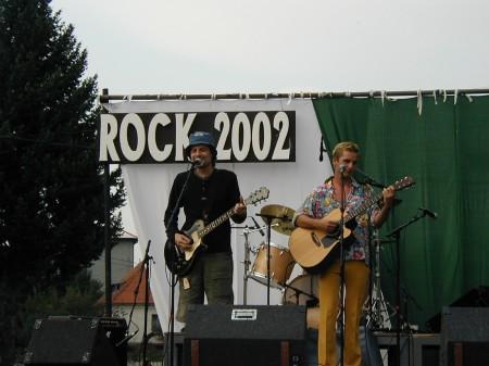 Prievidzská hudobná scéna v rokoch 1990-2010 - The Flowers 68
