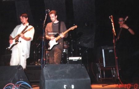 Prievidzská hudobná scéna v rokoch 1990-2010 - Chill On The Sun 0