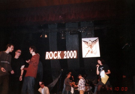 Prievidzská hudobná scéna v rokoch 1990-2010 - Chill On The Sun 2
