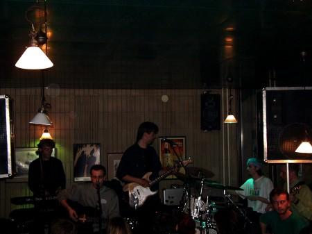 Prievidzská hudobná scéna v rokoch 1990-2010 - Chill On The Sun 7