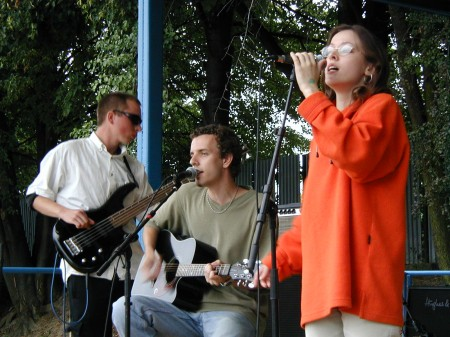 Prievidzská hudobná scéna v rokoch 1990-2010 - Chill On The Sun 14