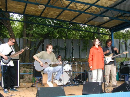 Prievidzská hudobná scéna v rokoch 1990-2010 - Chill On The Sun 16