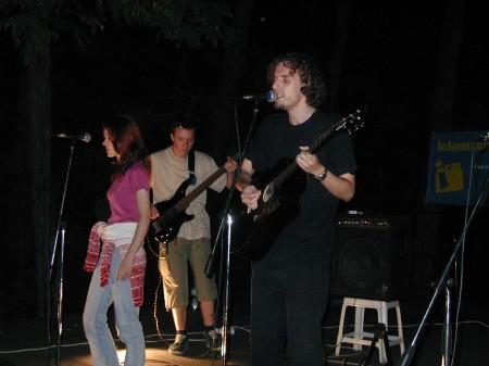 Prievidzská hudobná scéna v rokoch 1990-2010 - Chill On The Sun 36