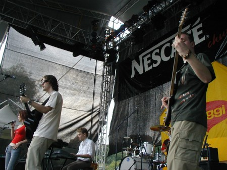 Prievidzská hudobná scéna v rokoch 1990-2010 - Chill On The Sun 63