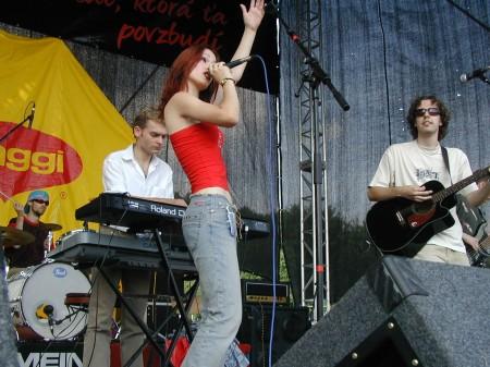 Prievidzská hudobná scéna v rokoch 1990-2010 - Chill On The Sun 68