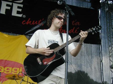 Prievidzská hudobná scéna v rokoch 1990-2010 - Chill On The Sun 67