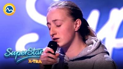 Video: Devätnásťročná Barbora Piešová z Prievidze prišla na kasting SuperStar a ukázala neskutočný talent.