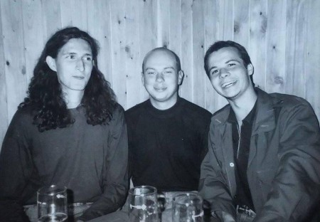 Prievidzská hudobná scéna v rokoch 1990-2010 - Daddy Long Leg/Dlhá noha 0