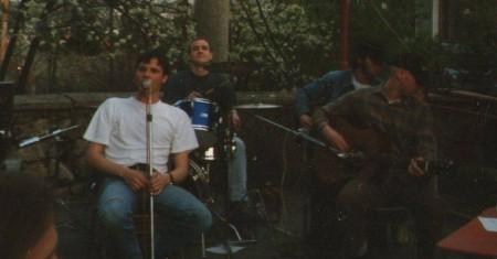 Prievidzská hudobná scéna v rokoch 1990-2010 - Daddy Long Leg/Dlhá noha 4