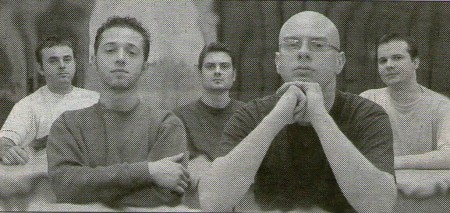 Prievidzská hudobná scéna v rokoch 1990-2010 - Daddy Long Leg/Dlhá noha 27