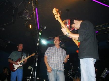 Prievidzská hudobná scéna v rokoch 1990-2010 - Daddy Long Leg/Dlhá noha 41