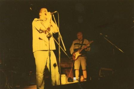 Prievidzská hudobná scéna v rokoch 1990-2010 - Daddy Long Leg/Dlhá noha 71