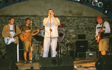 Prievidzská hudobná scéna v rokoch 1990-2010 - Daddy Long Leg/Dlhá noha 72