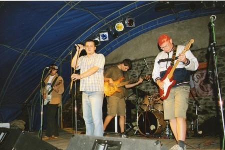 Prievidzská hudobná scéna v rokoch 1990-2010 - Daddy Long Leg/Dlhá noha 74