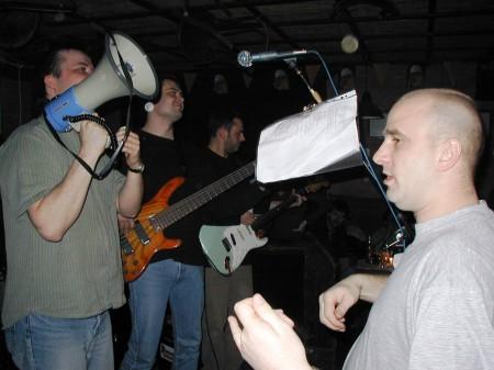 Prievidzská hudobná scéna v rokoch 1990-2010 - Daddy Long Leg/Dlhá noha 85