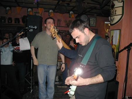 Prievidzská hudobná scéna v rokoch 1990-2010 - Daddy Long Leg/Dlhá noha 96