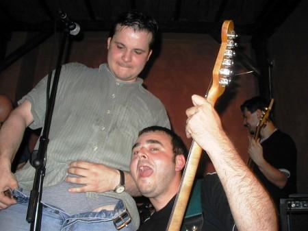Prievidzská hudobná scéna v rokoch 1990-2010 - Daddy Long Leg/Dlhá noha 109