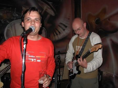 Prievidzská hudobná scéna v rokoch 1990-2010 - Daddy Long Leg/Dlhá noha 121