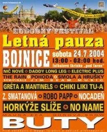 Prievidzská hudobná scéna v rokoch 1990-2010 - Daddy Long Leg/Dlhá noha 131
