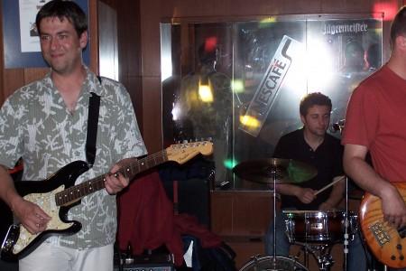Prievidzská hudobná scéna v rokoch 1990-2010 - Daddy Long Leg/Dlhá noha 330