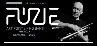 FÚZIE 2020 – festival nielen o jazze - preložené na apríl 2021
