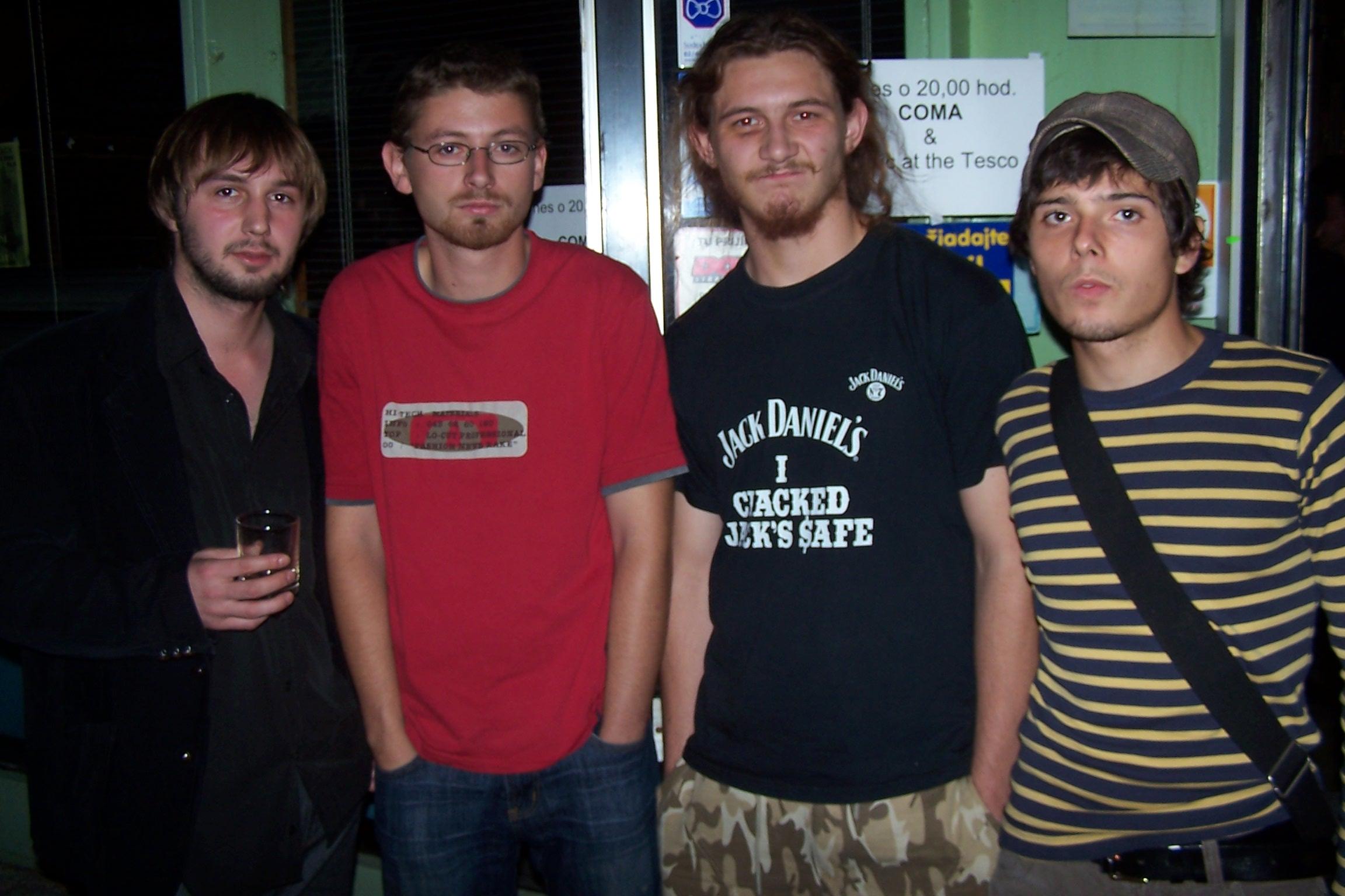 Prievidzská hudobná scéna v rokoch 1990-2010 - Coma / Polite Weirdo / HuZika