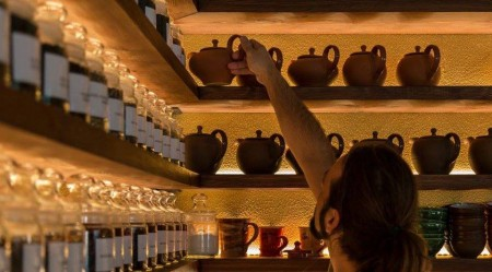 NATEEVA - kaviareň, čajovňa 1