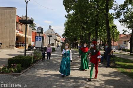 Foto a video: Prechádzka draka v Bojniciach alebo Dračie korzovanie 0