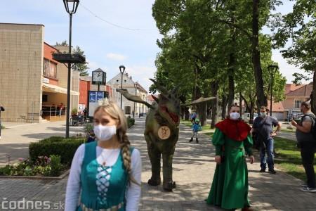 Foto a video: Prechádzka draka v Bojniciach alebo Dračie korzovanie 3