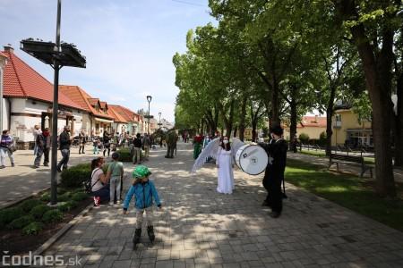 Foto a video: Prechádzka draka v Bojniciach alebo Dračie korzovanie 14