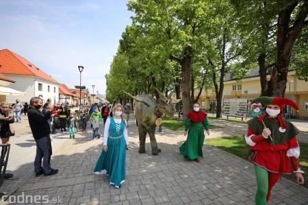 Foto a video: Prechádzka draka v Bojniciach alebo Dračie korzovanie 16