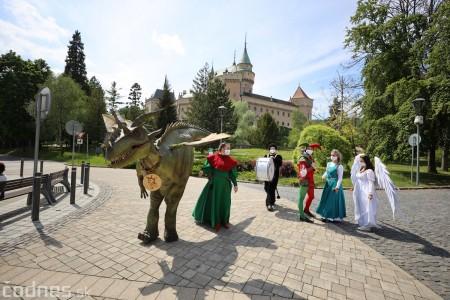 Foto a video: Prechádzka draka v Bojniciach alebo Dračie korzovanie 18